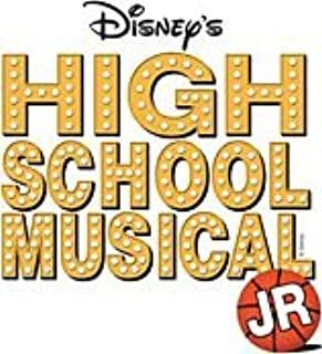 Disney's High School Musical Junior Softcover with CD