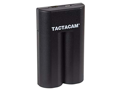 Tactacam Dual Battery Charger for 5.0, 4.0 and Solo Camera Batteries