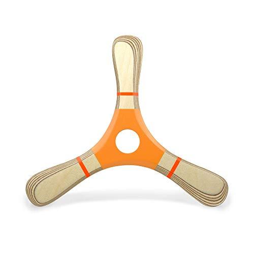 Bumerang aus Holz, PROPELL 4von LAMEY bumerang, Rechtshänder, Holzspielzeug