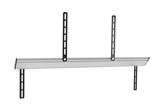 Vogel's Sound Universele soundbar houder Verstelbaar (3 posities). Max 10kg zilver