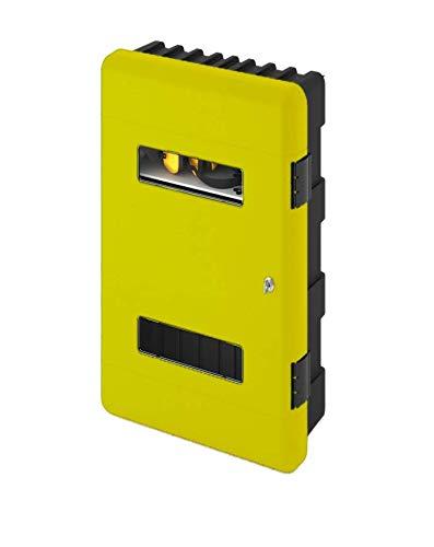 Commander - Armario extintor doble color amarillo **La señalización y los extintores...