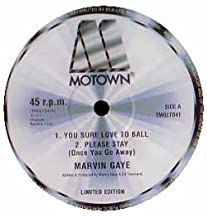 Marvin Gaye / You Sure Love To Ball