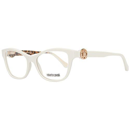 Roberto Cavalli RC5048 Gafas de sol, Blanco (Bianco), 52.0 Unisex Adulto