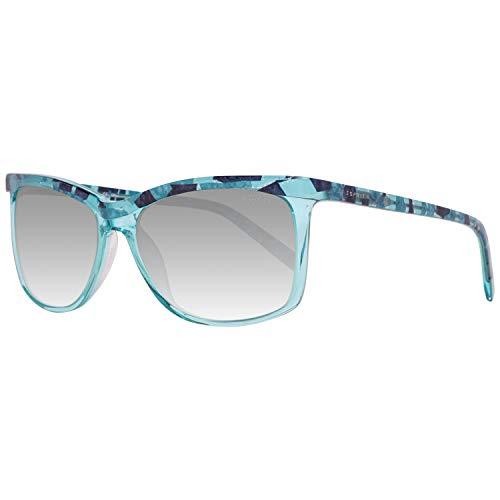 ESPRIT ET17861 56563 Sonnenbrille ET17861 563 56 Schmetterling Sonnenbrille 51, Blau