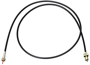 Eckler's Premier Quality Products 80-242405 - Chevy Speedometer Cable 69