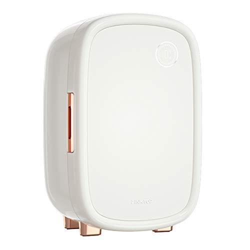 Refrigerador Profesional de Belleza, cosméticos para el Cuidado de la Piel, refrigerador pequeño, Mini preservación Inteligente de Temperatura Constante 10 ° C +