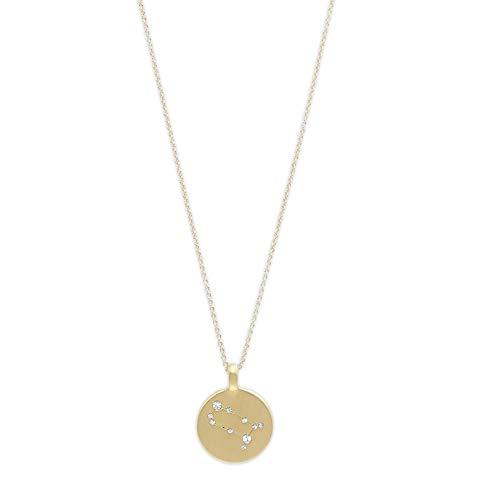 Pilgrim Jewelry Halskette (Vergoldet - Zwillinge Sternzeichen)