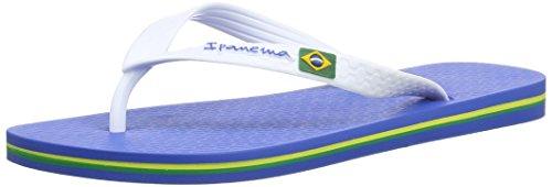 Ipanema Herren Classica Brasil II Zehensandalen, Azul (22503), 41