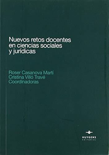 Nuevos retos docentes en ciencias sociales y jurídicas (LEX)