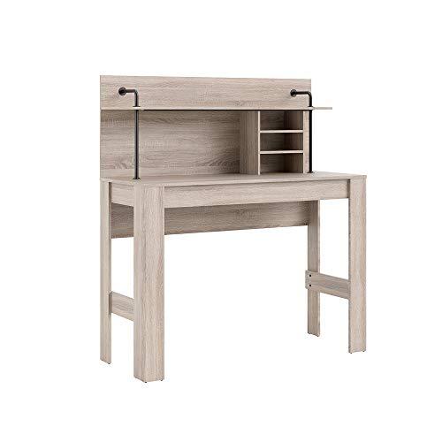 Tvilum Function Plus Schreibtisch, Holzwerkstoff, Tartufo, Large