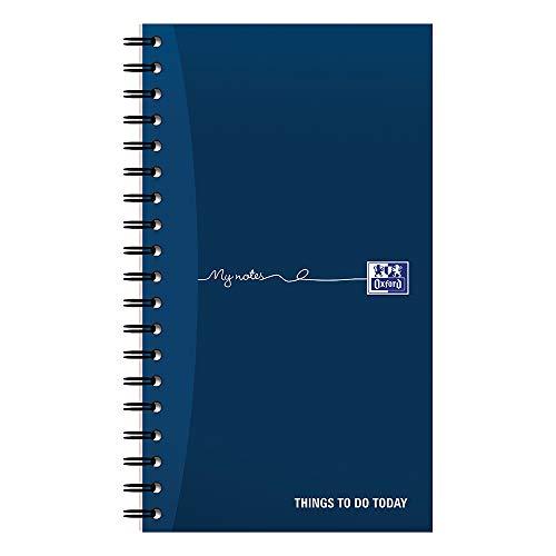 Oxford My Notes, To-Do-Listen-Notizbuch, Spiralbindung, 230 Seiten, 1 Notizblock
