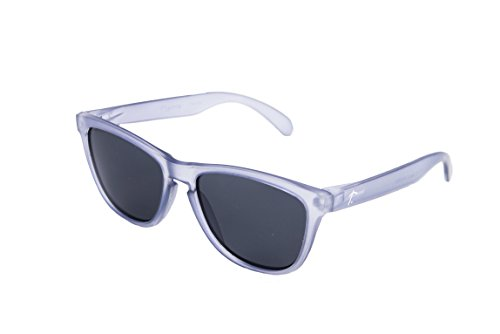 Tierra Running Sunglasses for Women/Men, Polarized, 100% UV protection, Gray/Black Mirrored Lens, Ideal for running - Mambo Panther
