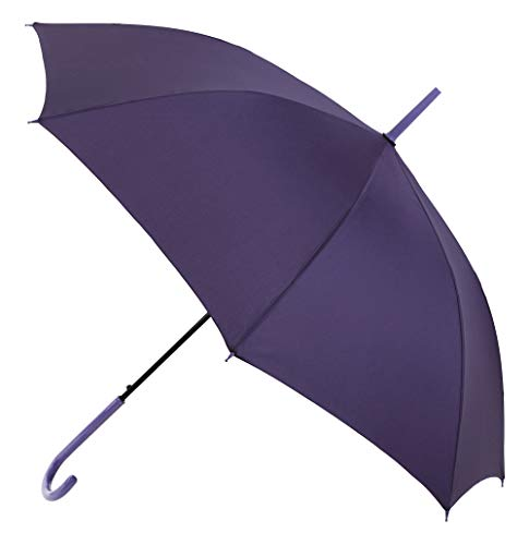 Paraguas Vogue. Colección básica de Paraguas Vogue confeccionada en 12 Colores. Sistema antiviento y Apertura automática. Las Varillas del Paraguas se fabrican en Fibra de Vidrio.