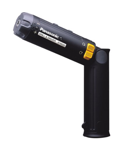 Panasonic EY6220N Cordless, Battery Powered, Rechargeable 2.4V Drill and Driver - Tool and Battery only