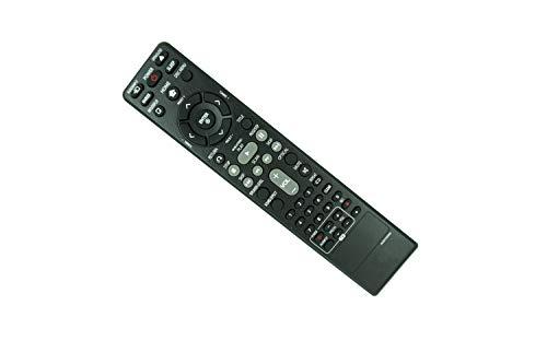 Controle remoto de substituição HCDZ para LG HX806CM HX806CG HX806PE HX806PG HX806PH HX806SG HX806SH HX806TG HX806TH Rede 3D Blu-Ray Disco Home Theater System
