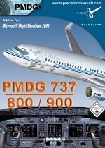 Flight Simulator 2004 - PMDG 737-800/900