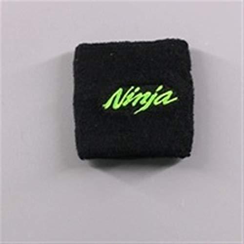 Motorrad Bremsflüssigkeitsbehälter Tankabdeckung Socke for Kawasaki Ninja ZX10 ZX10R ZX10RR ZX11 ZX12R ZX14 ZX14R ZX6 ZX6R ZX6RR (Color : A)