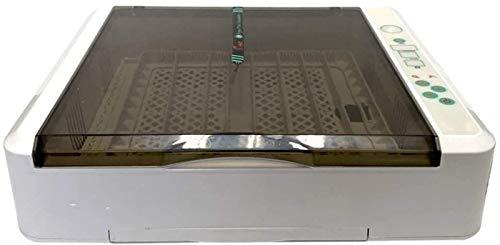 AJLDN Incubadora Automática de 36 Huevos, Incubadora con Pantalla Digital con iluminación LED y Control Eficiente e Inteligente de Temperatura para Gallinas, Patos, Gansos, Codornices,Z
