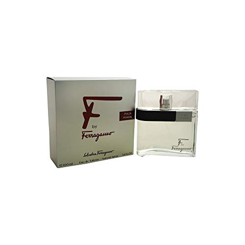 Salvatore Ferragamo F pour HOMME Edt. en Spray de 100 ml.