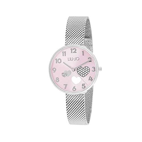 Liu Jo Luxury - Reloj de mujer Complicity Capsule Corazón Rosa