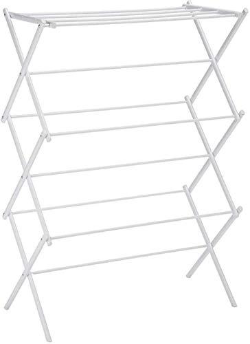 Retráctil Plegable Secado Panel de Tres Capas de Toallas Tendedero Perchero de...