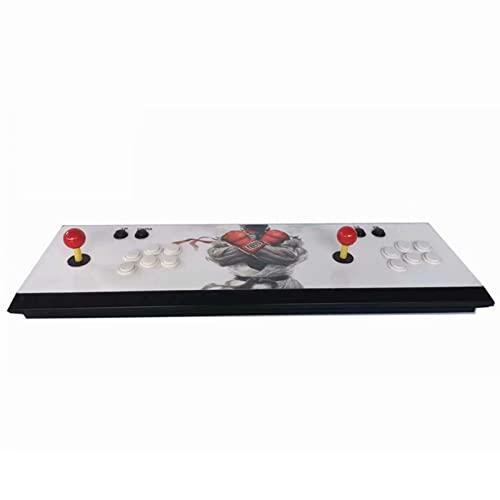 BBZZ Play Games Console - 3188 Home Arcade Game Machine, 2 controlli di gioco 1280x720 Full HD, compatibile con HDMI e VGA