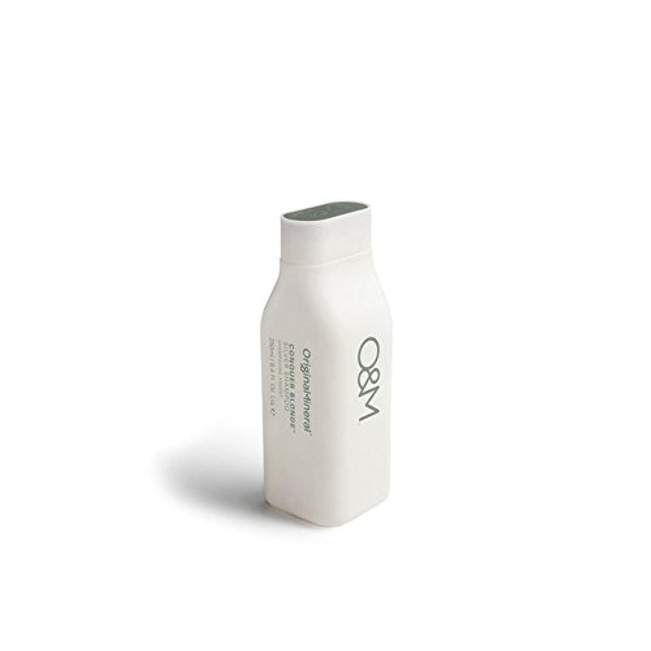 メドレー偽物バックグラウンドOriginal & Mineral Conquer Blonde Silver Shampoo (250ml) - オリジナル&ミネラル統治ブロンド銀シャンプー(250ミリリットル) [並行輸入品]