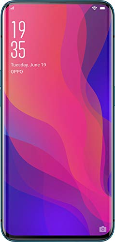 OPPO Find X (Glacier Blue, 8GB RAM, 256GB Storage) with Offer