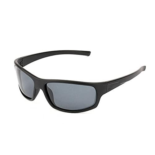 XUANTAO Hombres y Mujeres Tendencia clásica Personalidad Gafas de Sol de Pesca polarizadas Gafas Deportivas Casuales Gafas al Aire Libre