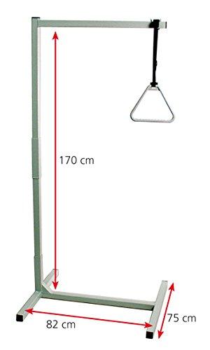 Ayudas dinamicas - Trapecio potencia desmontable