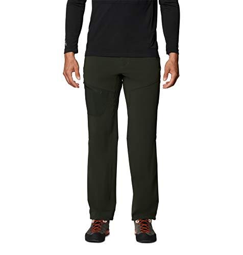 Mountain Hardwear Men's Standard Chockstone/2 Pant, Black Sage, 28 x 32