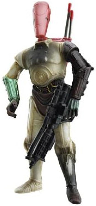 STAR WARS Saga Grund Abbildung C3PO mit Battle Droid Kopf