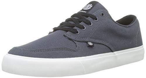 Element Topaz C3, Zapatillas de Skateboard para Hombre, Blanco (Asphalt White 4509), 42 EU
