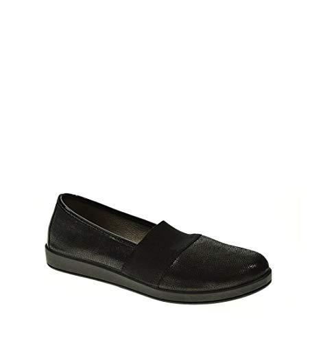 Zapato Plano - Mujer - Negro - momem - 00364