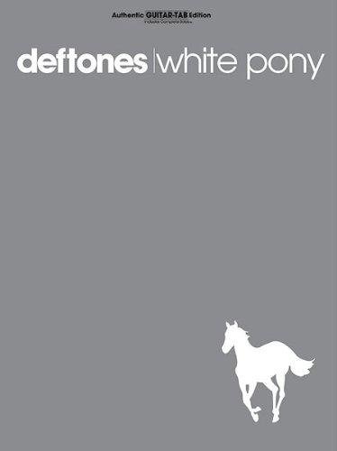 WARNER BROS.PUBLICATIONS - Guitare- tablature - Deftones - White Pony
