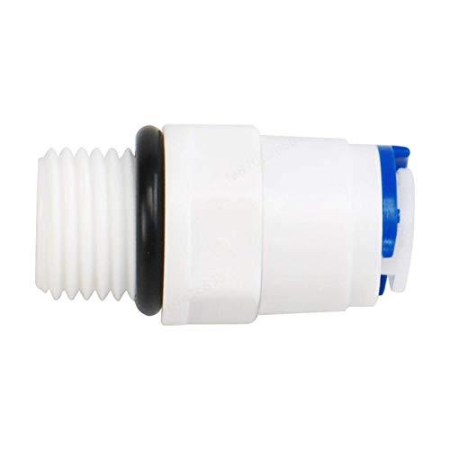 LAQI Tubos purificadores Agua conexión rápida Tubo
