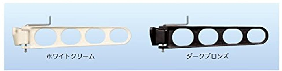 文化巻き取り屋内新協和 バルコニー物干金物 横型 SK-38LSA-WC ホワイトクリーム :2932-4912