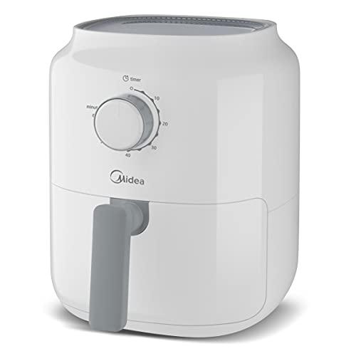 Fritadeira Air Fryer Sem Óleo Midea Branca 3,0L 220V