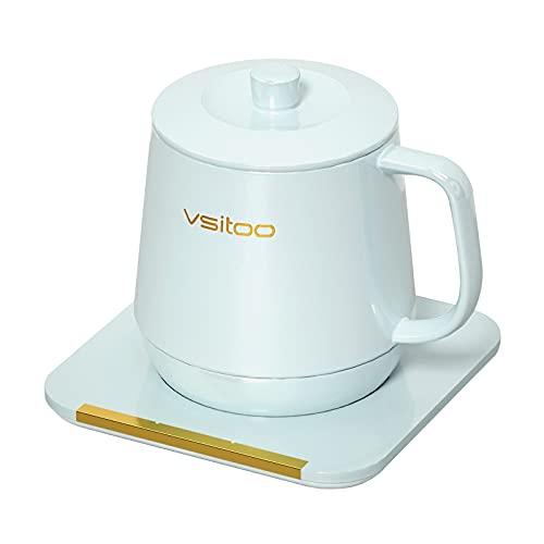 VSITOO Coffee Mug Warmer&Mug Set, App Temperature Control...
