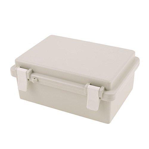 DealMux Montaje en Superficie 170mmx120mmx72mm Caja a Prueba de Agua eléctrico de Bricolaje Caja de Empalme: Amazon.es: Electrónica