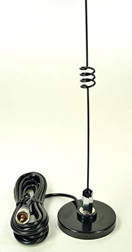Workman Magnetic Mobile Antenna Ham Radio 2 Meter / 70 cm 140 to 150 and 440 to 470 MHz KRDB