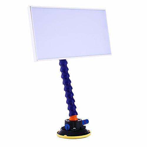 SucceBuy 12V DC Lampe d'Inspection Puissante Lampe de Travail Lumière LED d'Inspection Voiture
