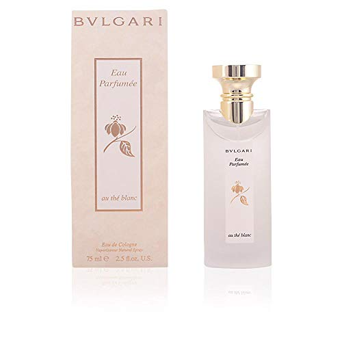 Bvlgari Au The Blanc - Agua de colonia, 75 ml