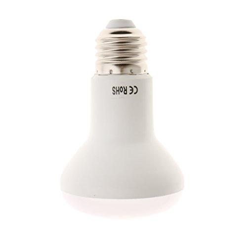 MagiDeal R63 E27 Ampoules à Réflecteur Lampe Tungstène Spot pour Maison Bureau Magasin - Blanc chaud, 9W