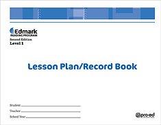Sammons Preston Edmark Reading Program: Level 1 — Second Edition (Lesson Plan/Record Book)