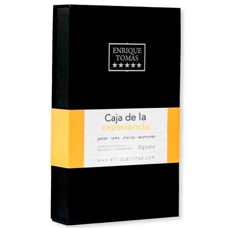 Caja de Sabores Bellota 100% Ibérico-Sabor suave