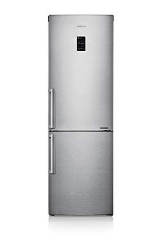 Samsung RB31FEJNCSA/ES Smart Line Frigorifero Combinato, 304 L, Silver Inox
