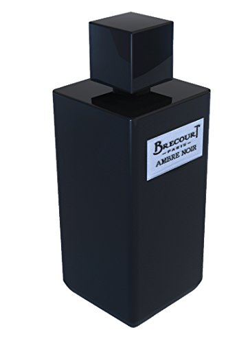Brecourt Ambre Noir Femme/donna, eau de parfum, Vaporisateur/spray, 100ml, 1er Pack (1x 410g)