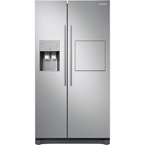 Samsung RS3000 RS50N3913SA American Fridge Freezer - Metal Graphite