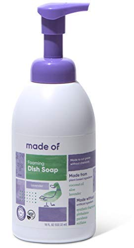 Baby Dish Soap by MADE OF